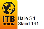 OTB Berlin Halle 5.1, Stand 141